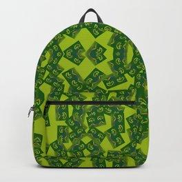 1007 Folkloric pattern ... Backpack