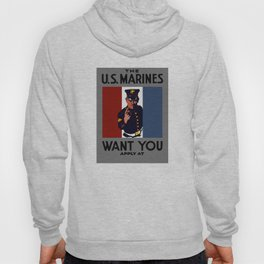 The U.S. Marines Want You Hoody