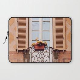 Italian balcony Laptop Sleeve