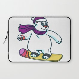 snowboard baer Laptop Sleeve