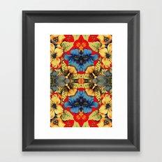 Valentino. Framed Art Print