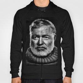 Earnest Ernest Hemingway Hoody