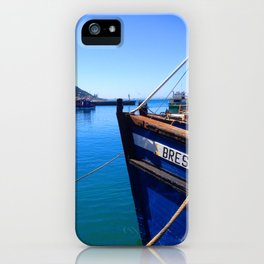 Rock the boat iPhone Case