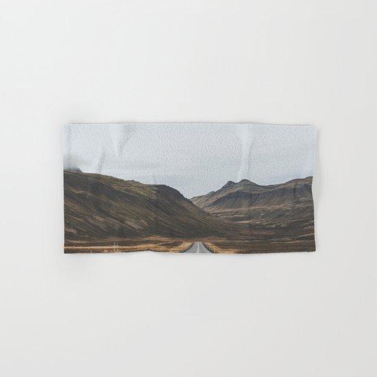 Innra Hvannagil, Iceland Hand & Bath Towel