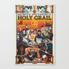 Holy Grail Canvas Print