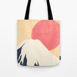 Dreams of Fuji Tote Bag