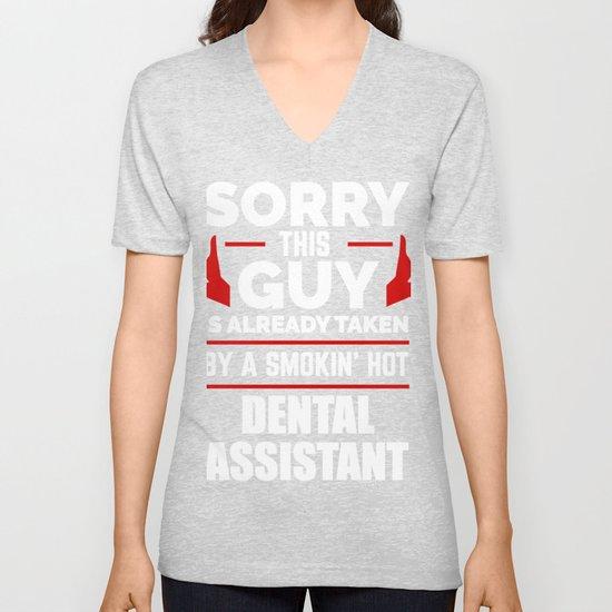 Sorry Guy Already taken by hot Dental Assistant by esieenterprise