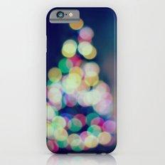 Blue Christmas iPhone 6s Slim Case