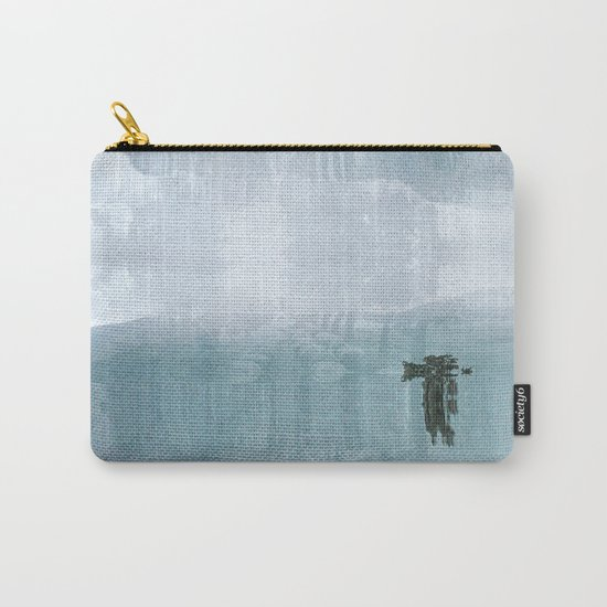 Chrome Carry-All Pouch
