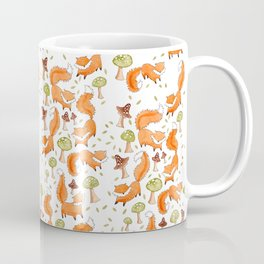 Little Foxes Coffee Mug