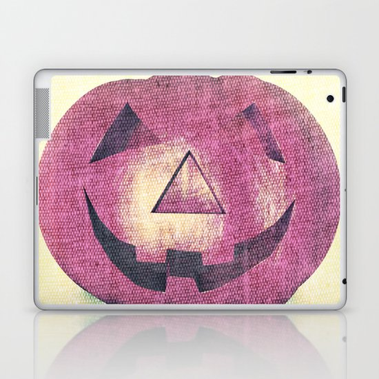 Head Pink  Laptop & iPad Skin
