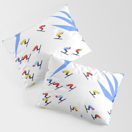 THE MOUNTAINS. PERFECT DAY! Pillow Sham