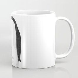 Black and White Penguins Coffee Mug