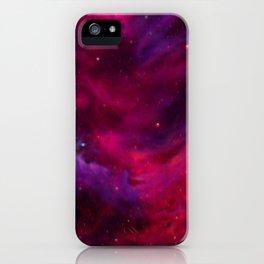 Spirit Nebula I iPhone Case