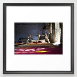 Light. Colour. Pattern Framed Art Print