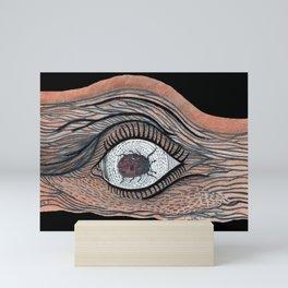 Mirar sin mirar. Mini Art Print