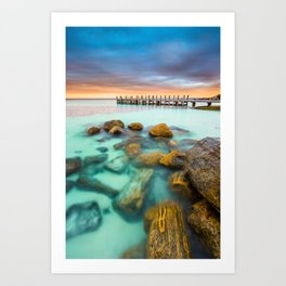 Summer Perfection Art Print