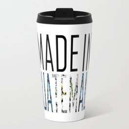 Made In Guatemala Travel Mug