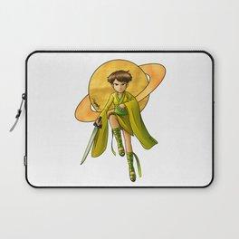 Saturn Princess (Revision) Laptop Sleeve