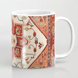 Serapi Azerbaijan Northwest Persian Rug Print Coffee Mug