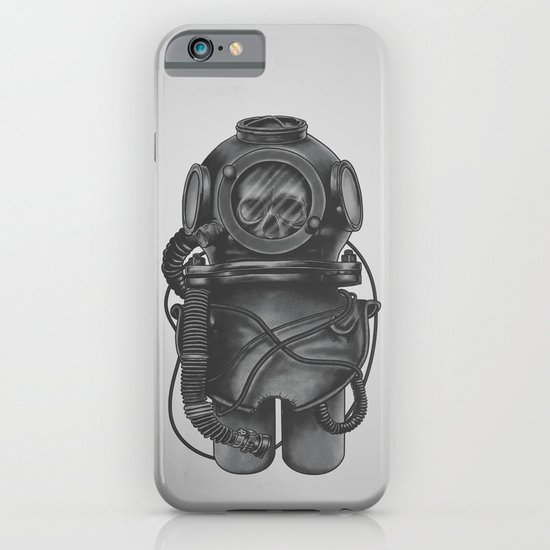 The Dead Diver iPhone & iPod Case