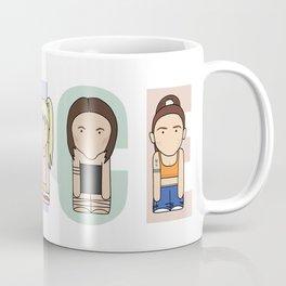 Spice Girls Coffee Mug