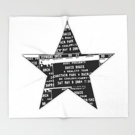 Bowie 2019-1 Throw Blanket