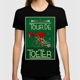 le Tour de Touter T-shirt