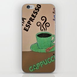 Coffee Choices iPhone Skin