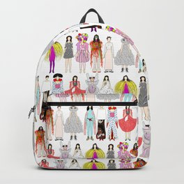 Outfits of Bjork Fashion Backpack