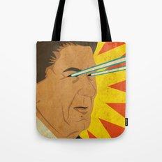Ronald Raygun Tote Bag