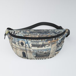 Painted Vienna 2 Fanny Pack