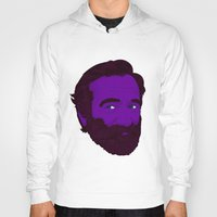 robin williams Hoodies featuring Robin Williams by Cédric Day-Myer