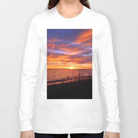 Breaking the Surface Long Sleeve T-shirt