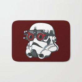 Stormtrooper Eyetest Bath Mat
