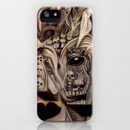 Ghost Machine iPhone Case