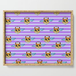Flying foxes! Serving Tray