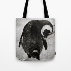 The Little Penguin that Could  Tote Bag