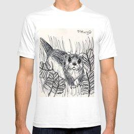 Baby Otter at Play T-shirt