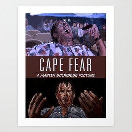 Cape Fear Art Print