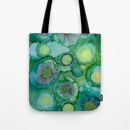 Anemone Dreams Tote Bag