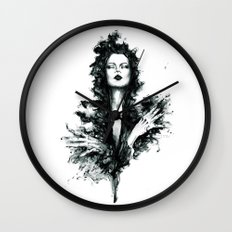 Ephedrine  Wall Clock