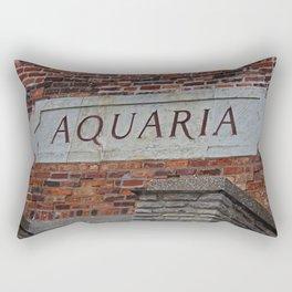 Toledo Zoo Aquaria Rectangular Pillow