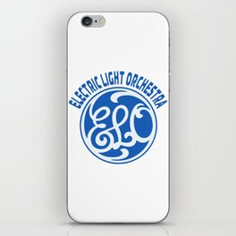 ELO - ELECTRIC LIGHT ORCHESTRA iPhone Skin