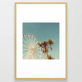 The Height of Summer Framed Art Print