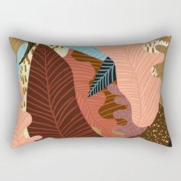 Earthy Forest Rectangular Pillow