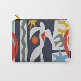 Inspired to Matisse Carry-All Pouch