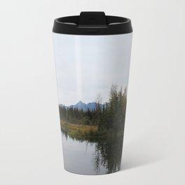 Fall Reflections Travel Mug