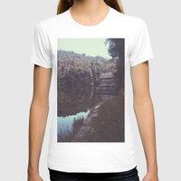 cabin T-shirts featuring Julia Cabin by Noah Loethen