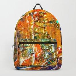 Artist Color Wheel Backpack
